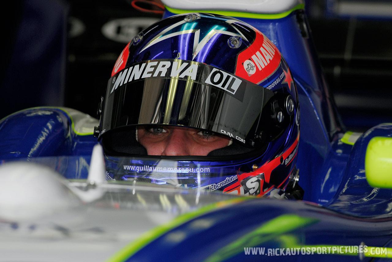 Guillaume Moreau WSR Nurburgring 2007