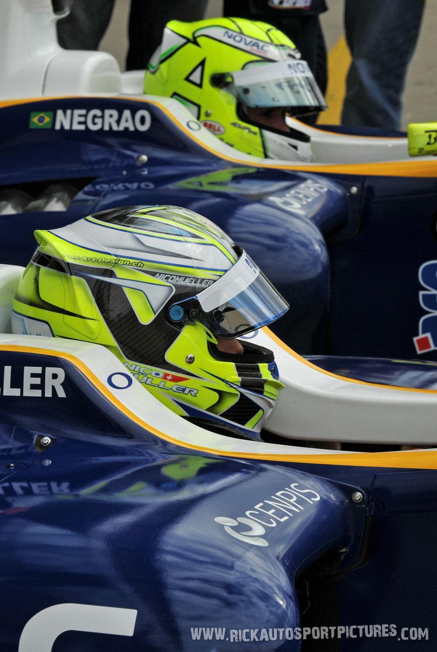 Nico Muller renault world series 2012