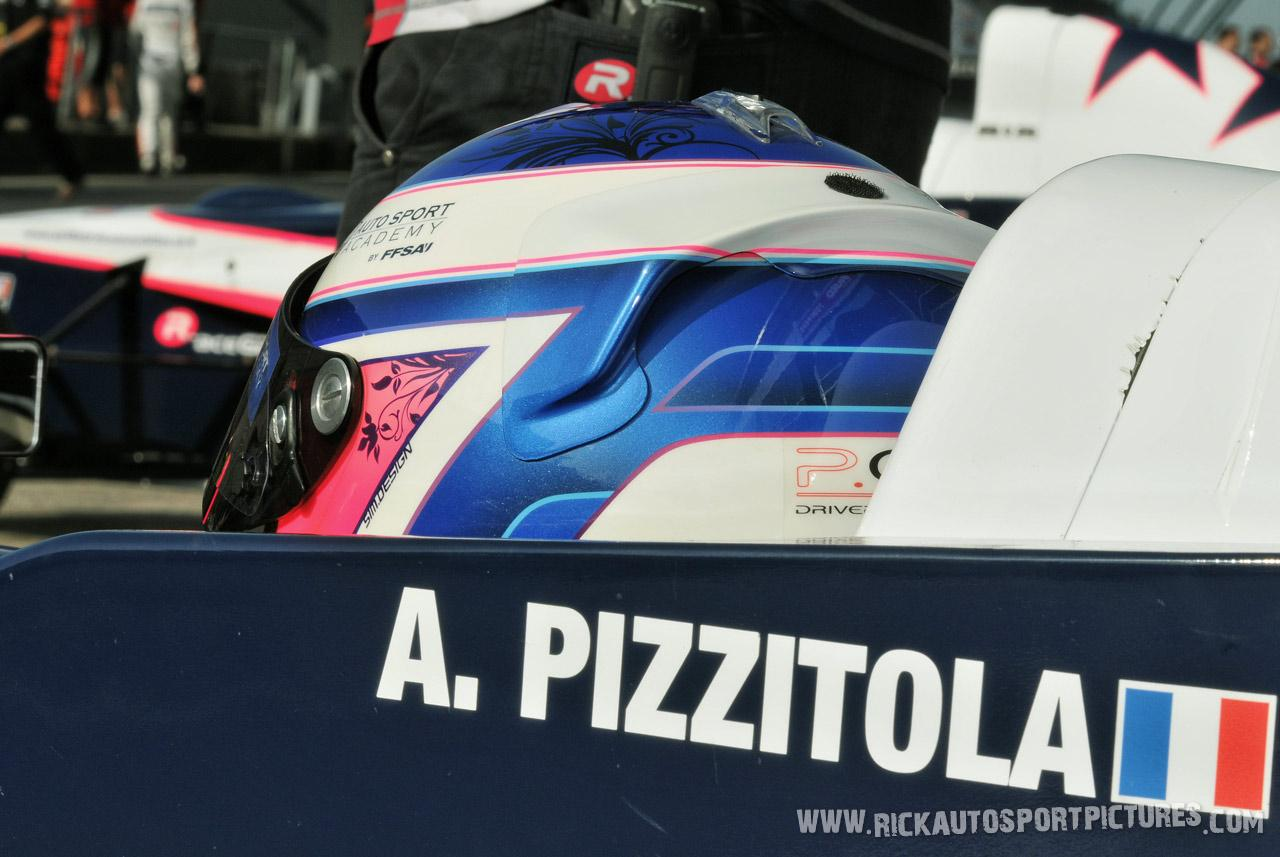 Andrea Pizzitola renault formule 2.0 2012