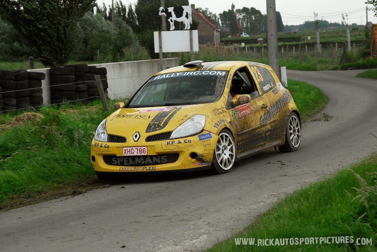 Kris Princen Ieper Rally 2007