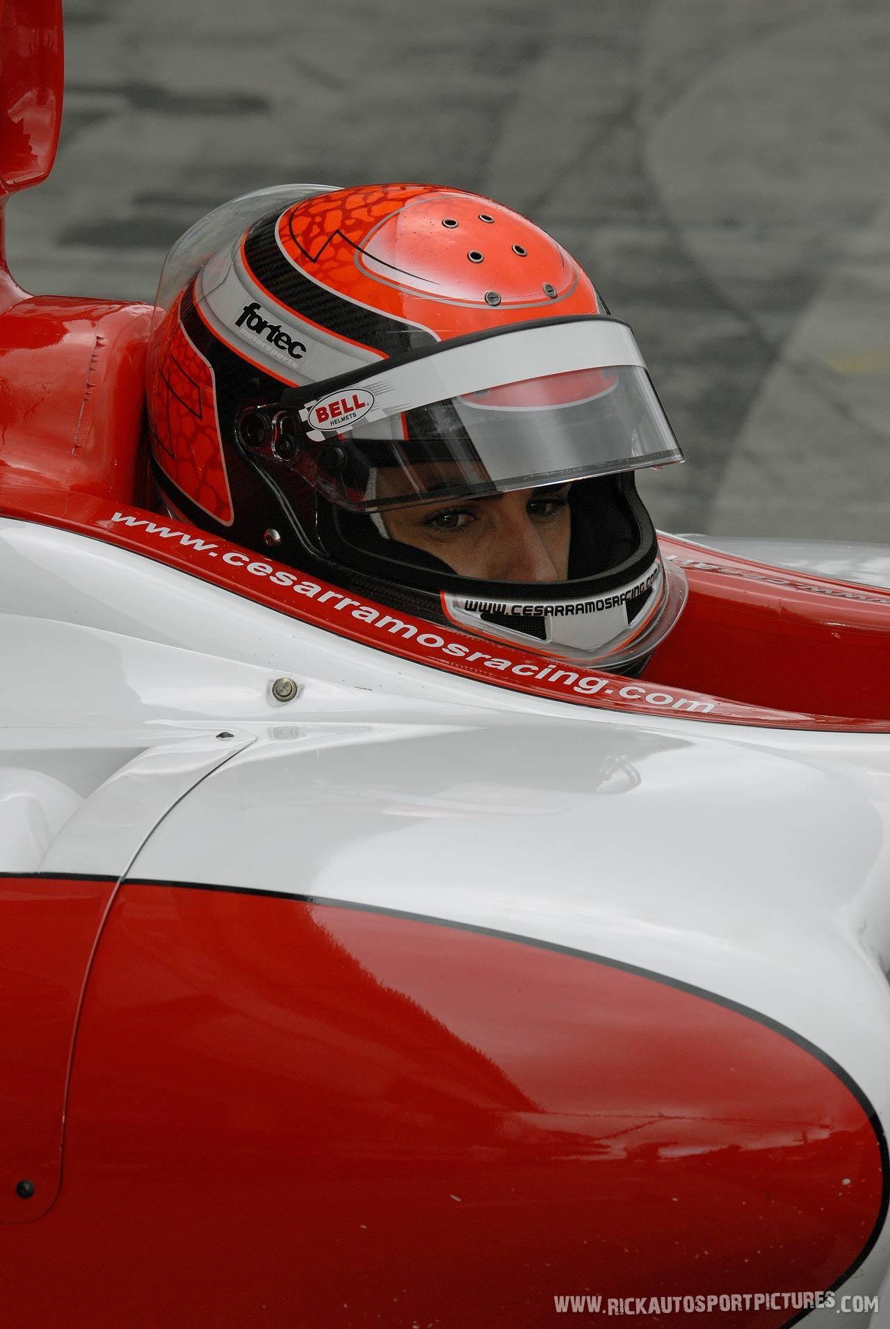 Cesar Ramos renault series 2011