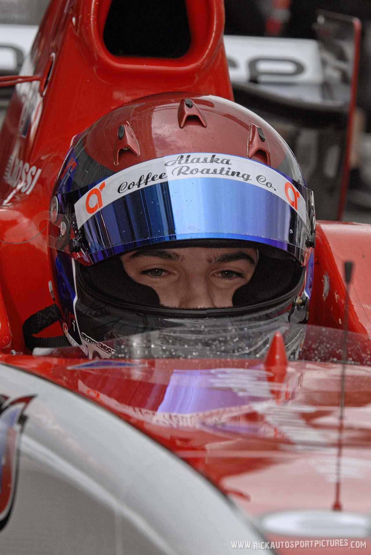 Alexander Rossi renault series europe 2011