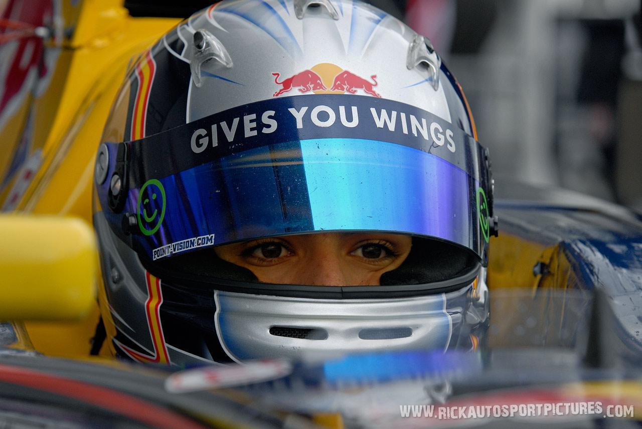Carlos Sainz jr. world series 2011