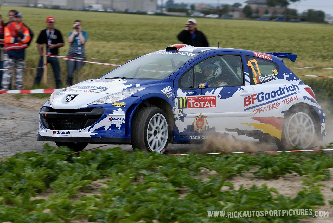 Patrick Snijers Ieper 2008