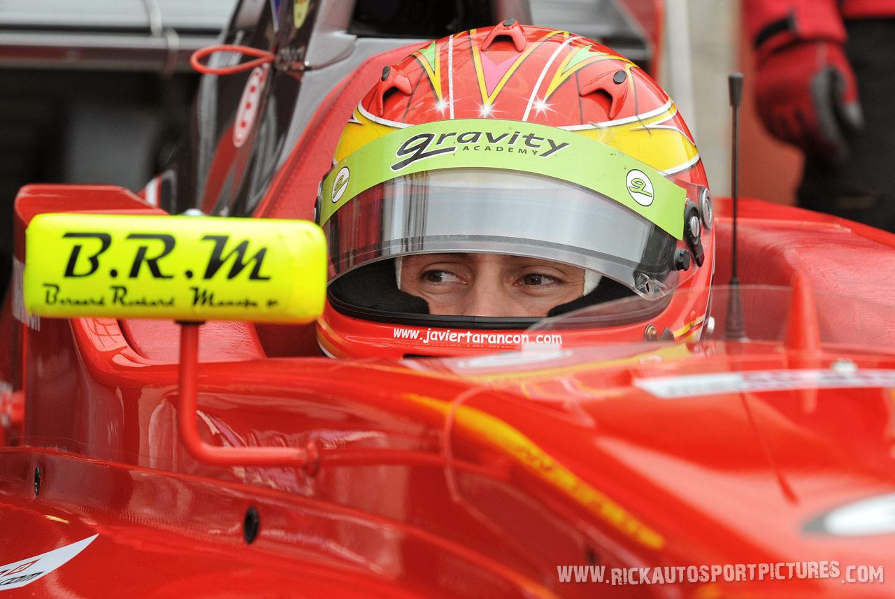 Javier Tarancon renault series 2012
