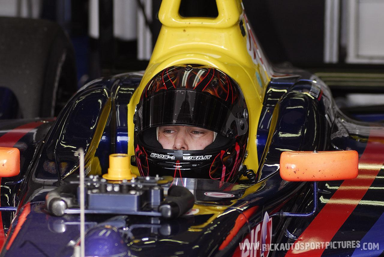 Davide Valsecchi WSR Nurburgring 2007
