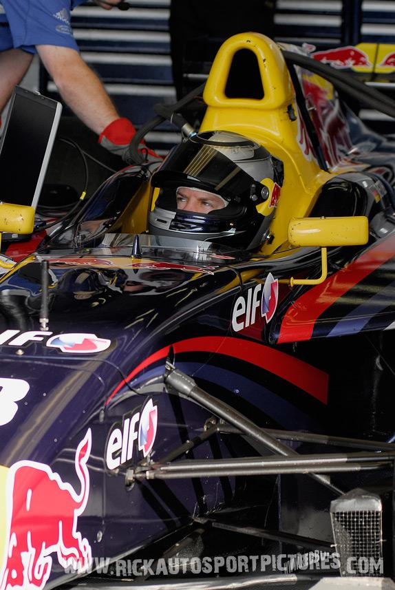 Sebastian Vettel WSR Nurburgring 2007