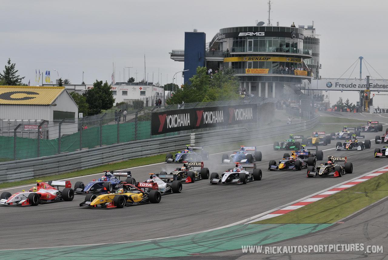 Reanult World Series nurburgring 2012