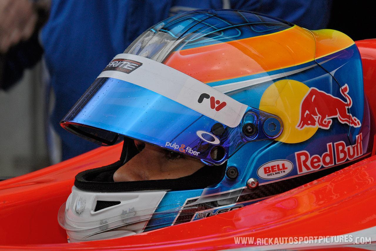 Robert Wickens renault world series 2011