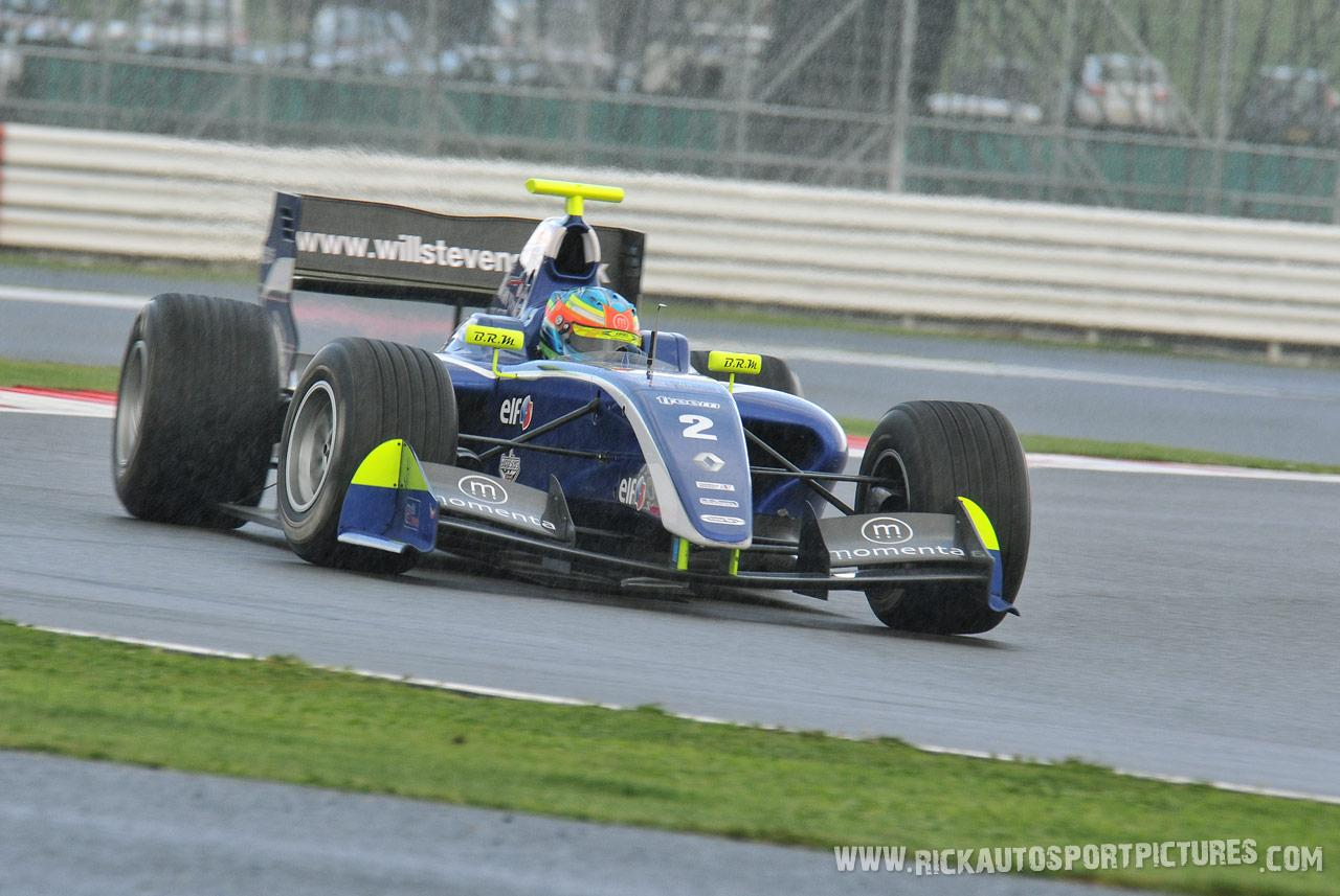 will stevens renault series 2012