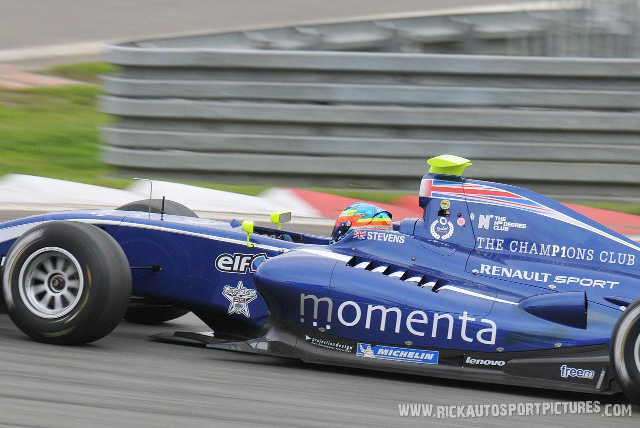will stevens renault world series 2012