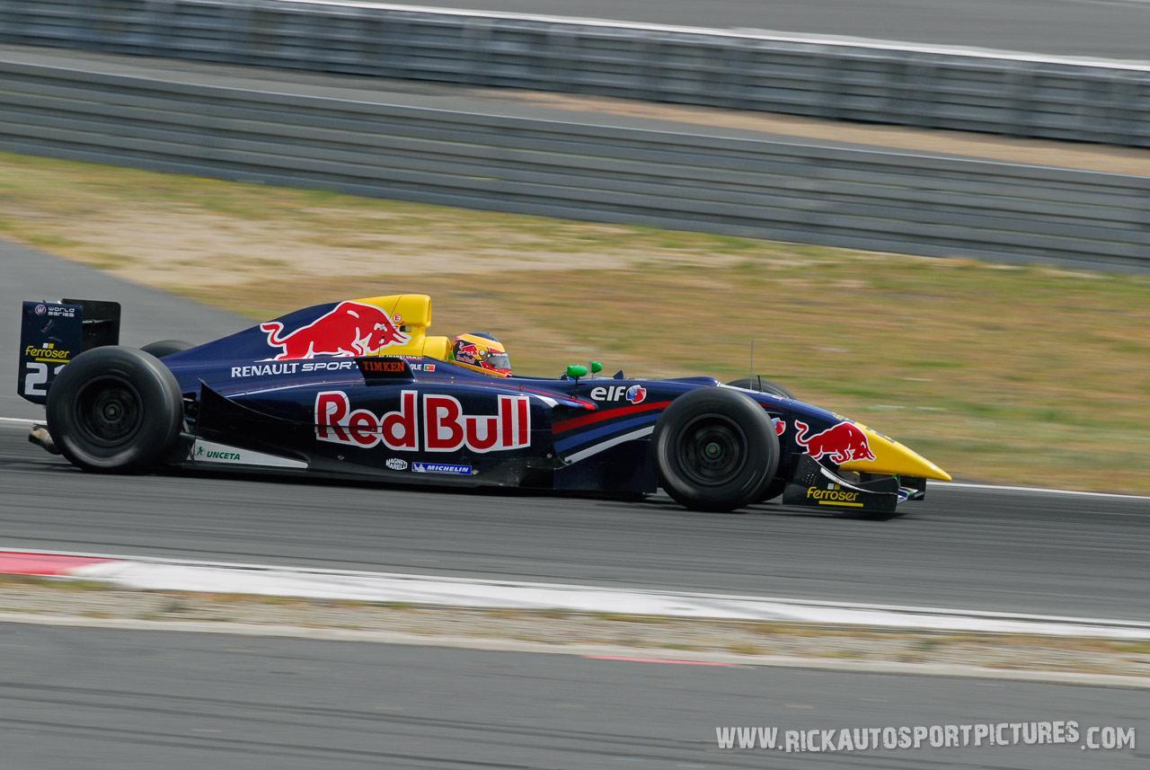 Filipe Albuquerque WSR nurburgring 2007