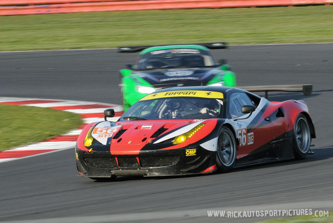 AT Racing Ferrari elms 2014
