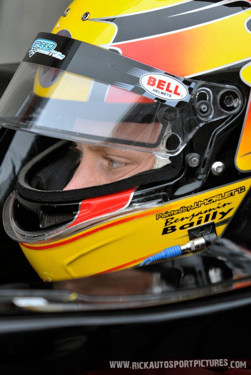 Benjamin Bailly renault eurocup 2.0 2013