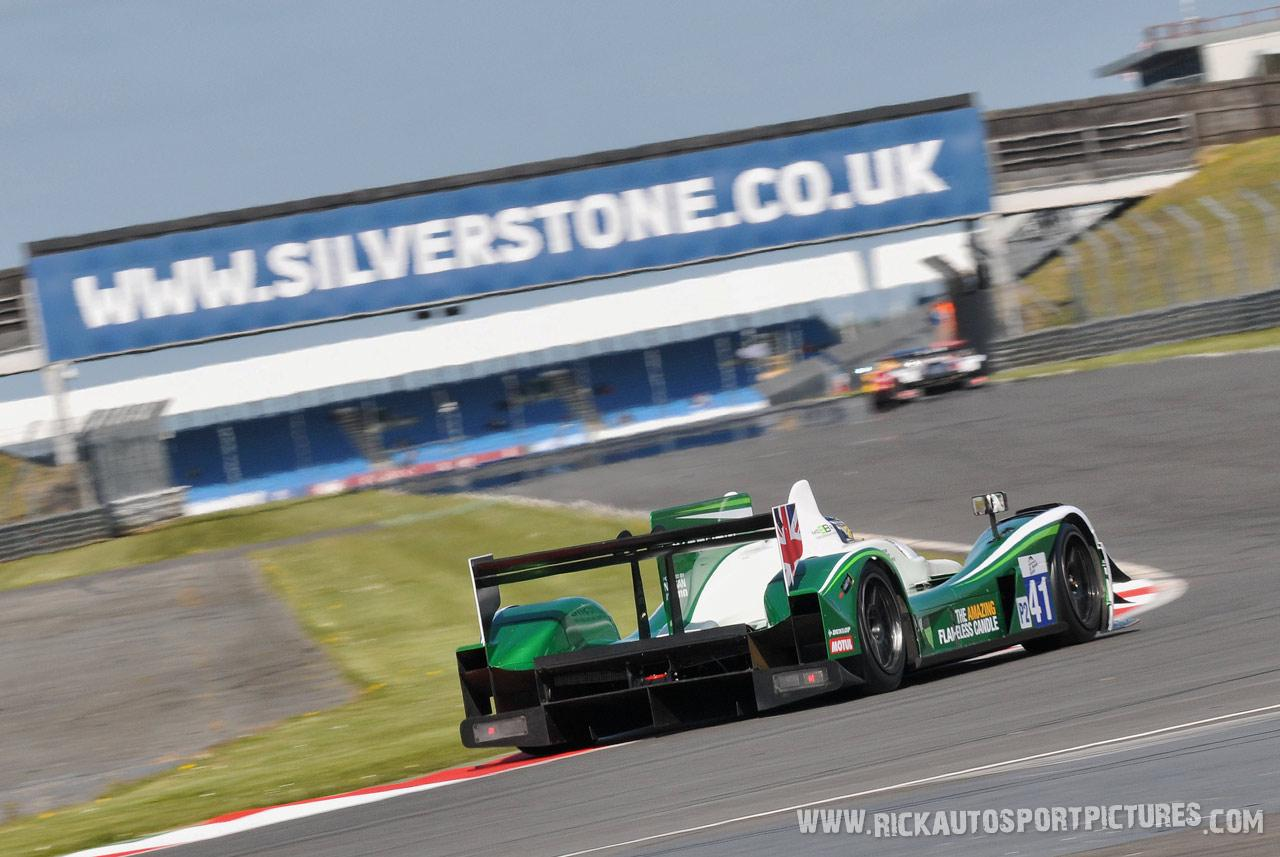 Greaves Motorsport caterham ELMS 2014