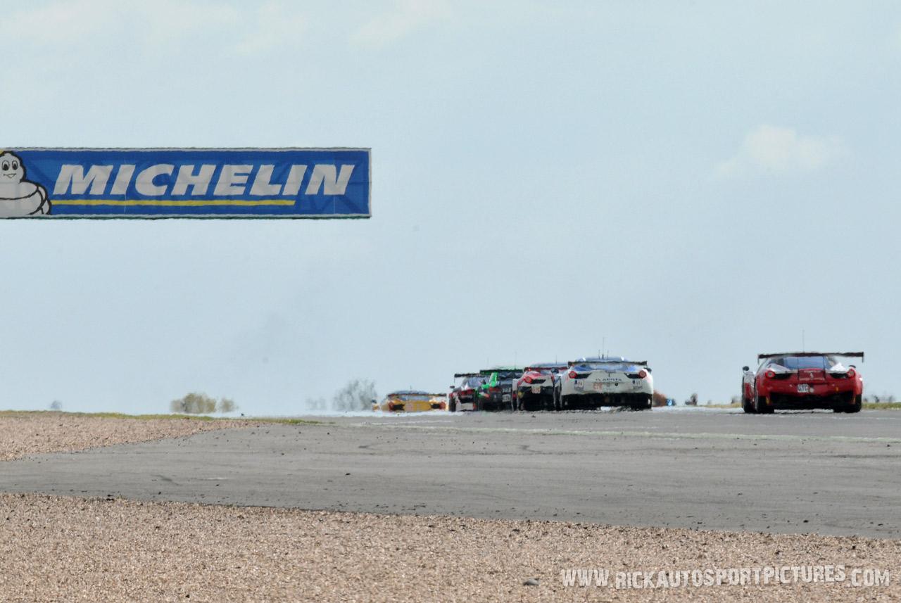Formua Racing ELMS Silverstone 2014