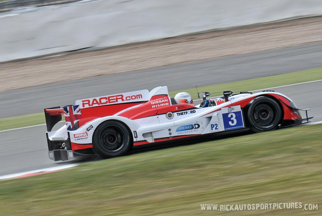 Greaves Motorsport ELMS 2013