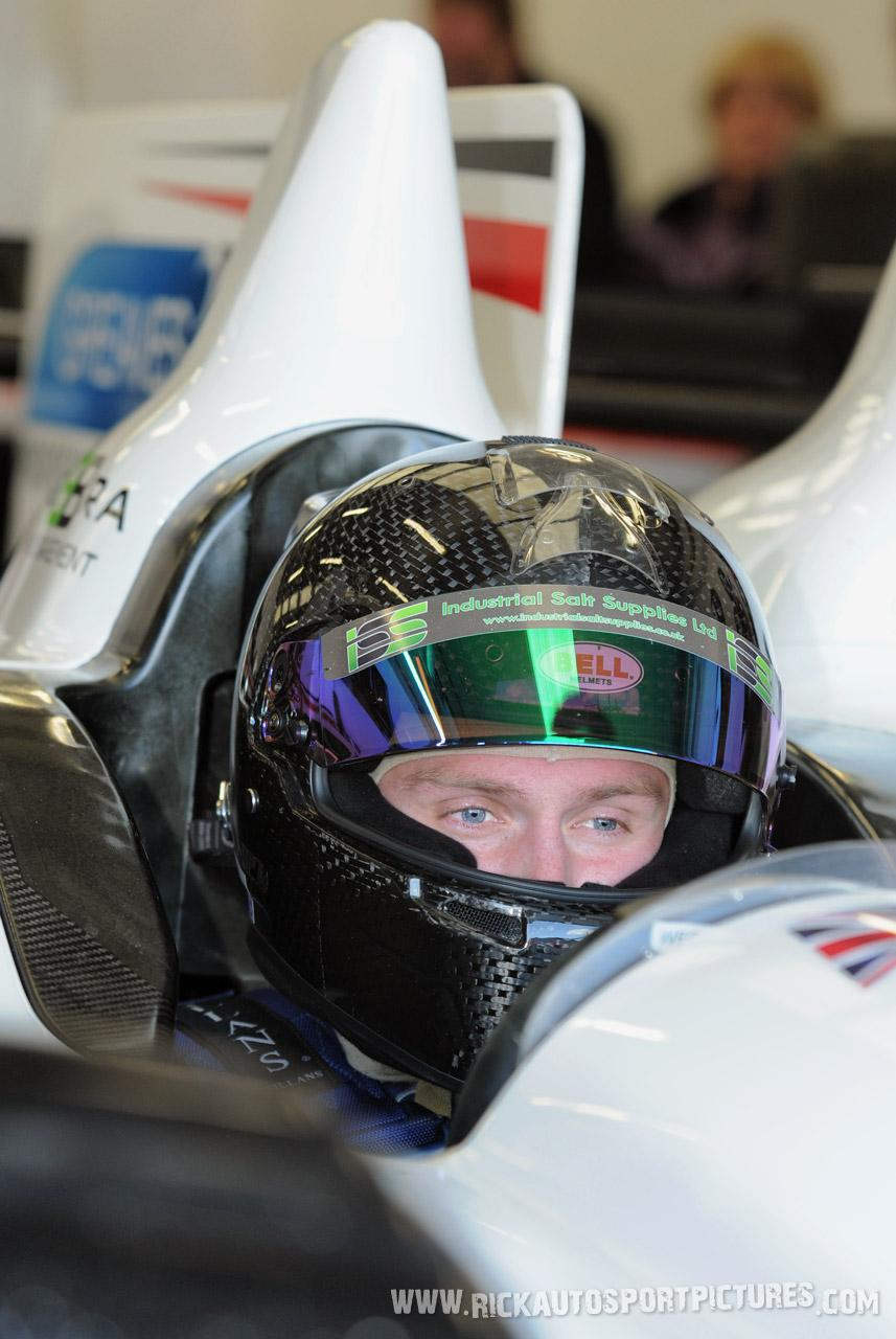 James Littlejohn ELMS silverstone 2014