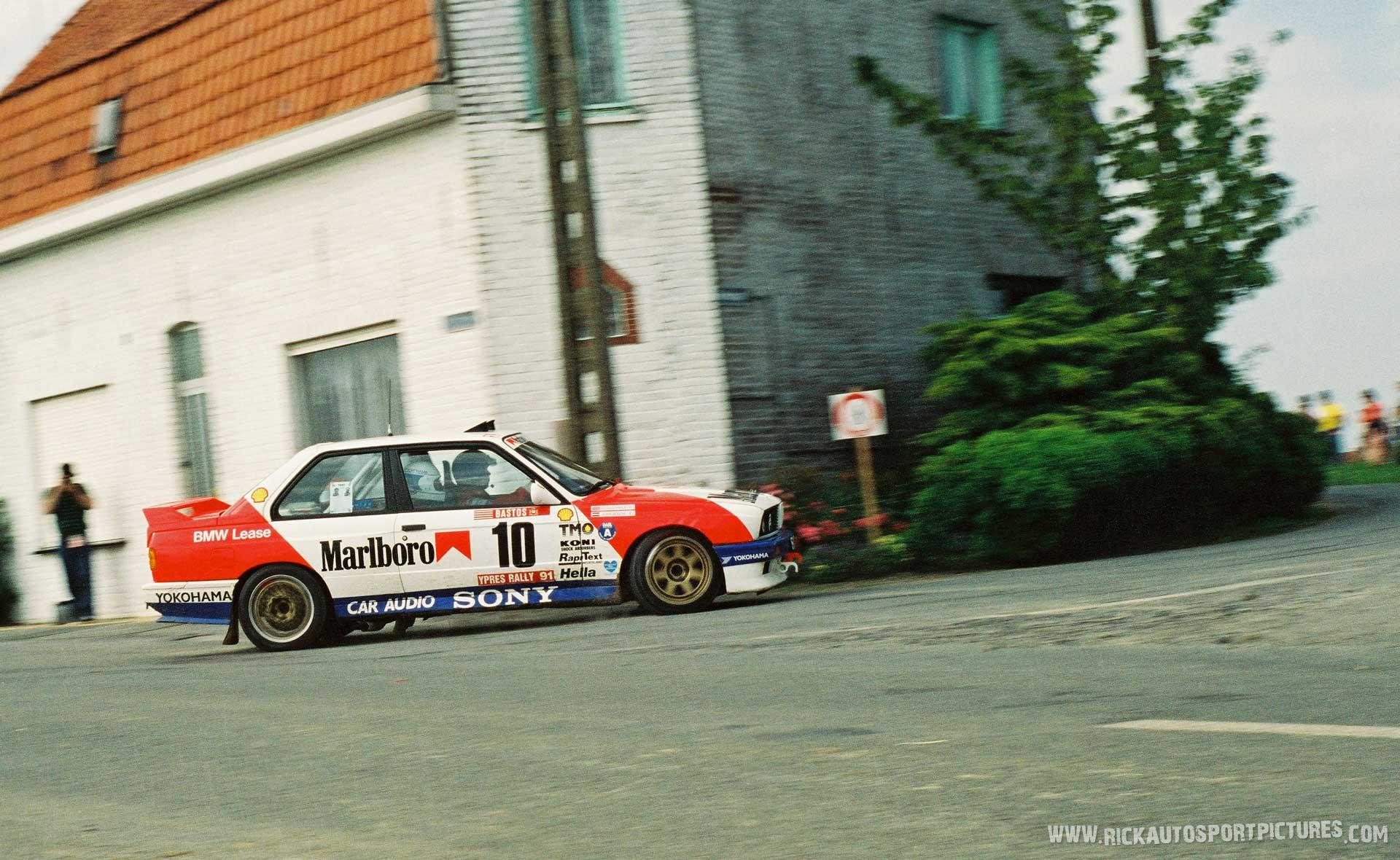 John Bosch Ieper Ypres 1991