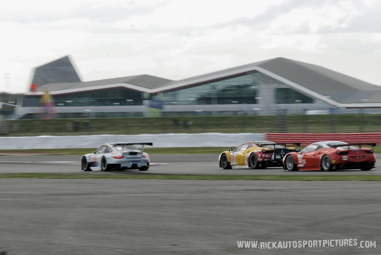 JMW Motorsport ELMS 2014