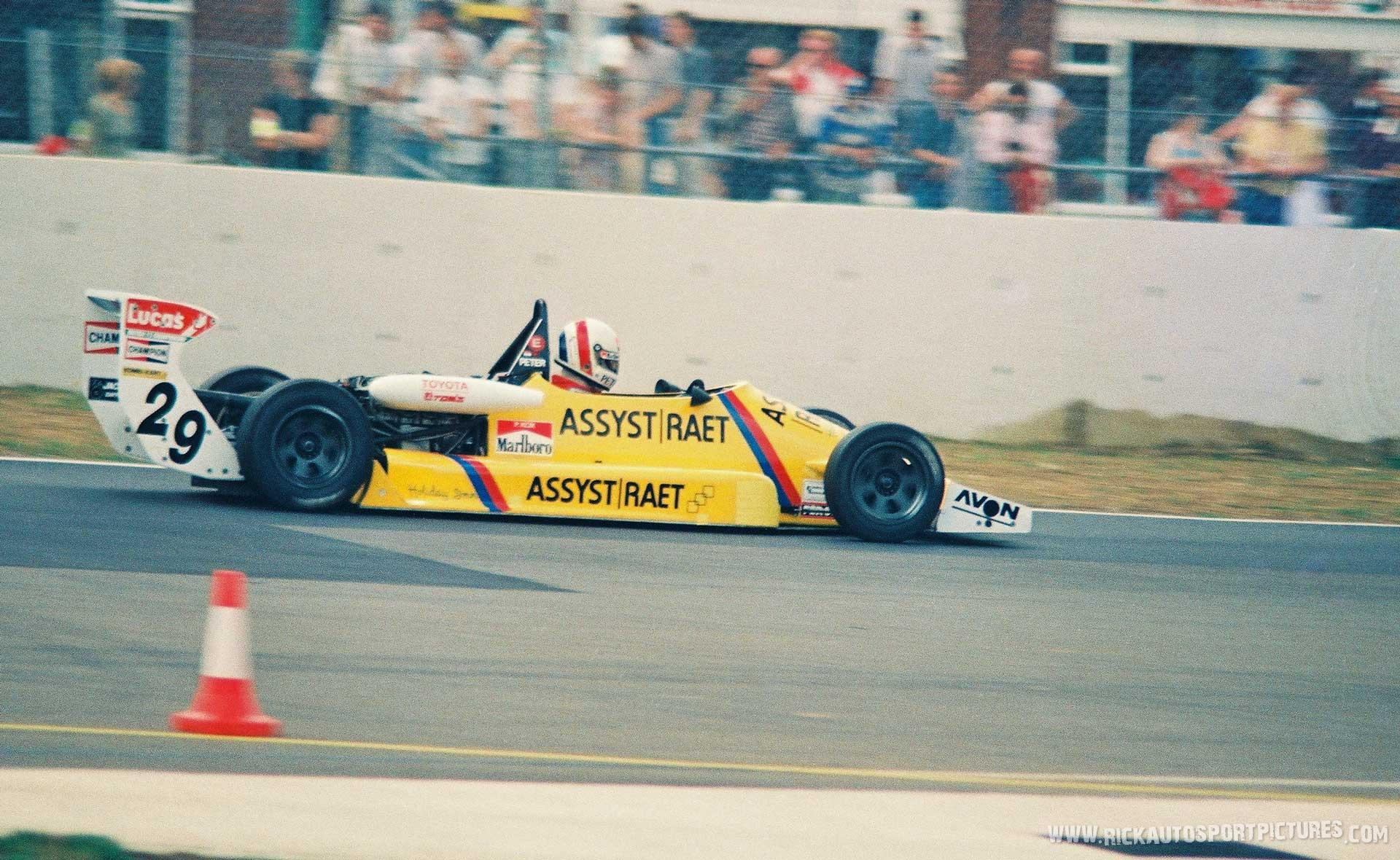peter kox mike rowe f3 1987