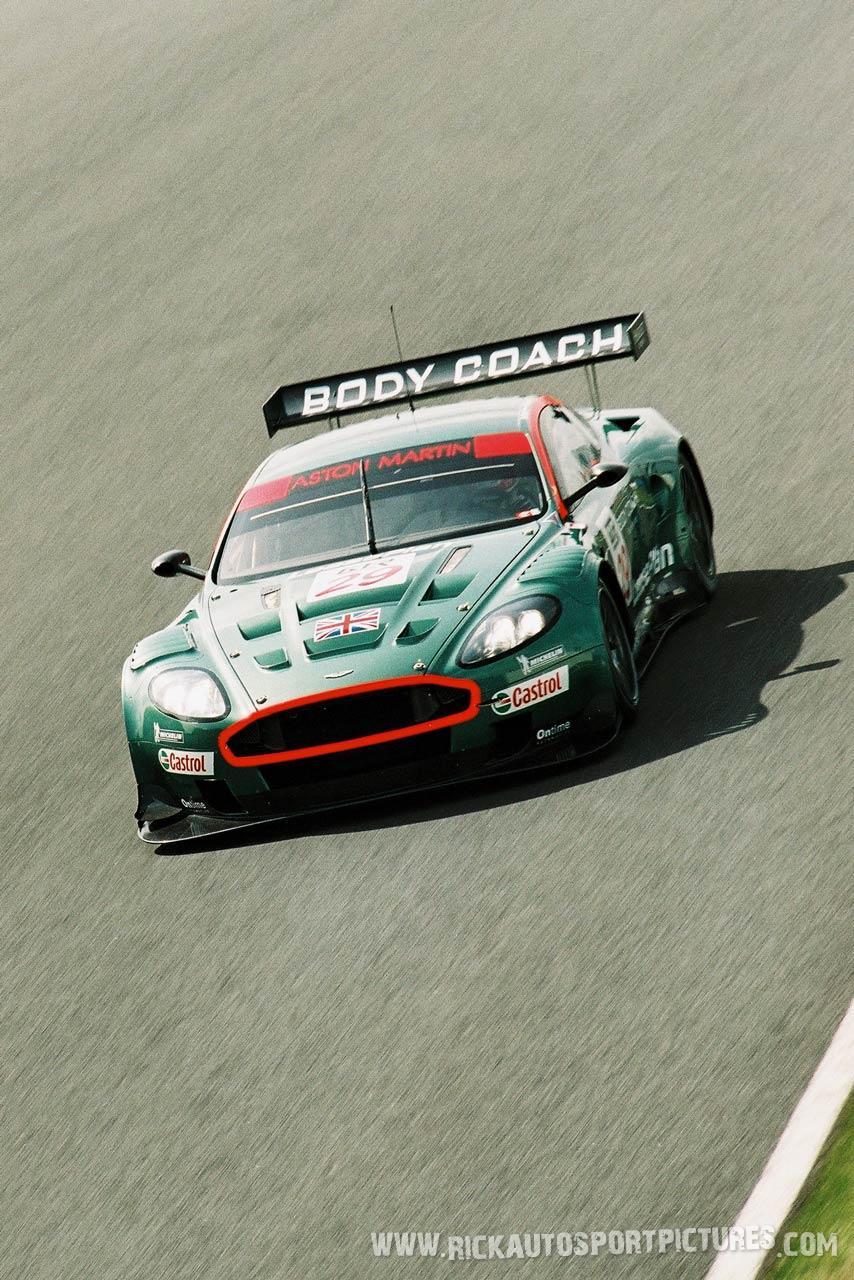 peter kox Tourist Trophy Silverstone 2005