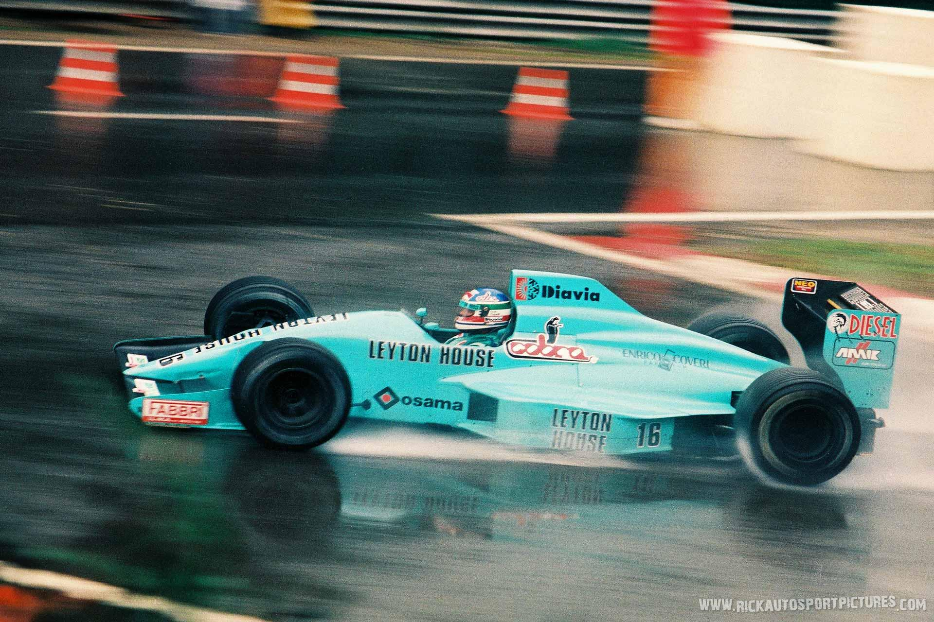 Ivan Capelli Spa 1988 March 881