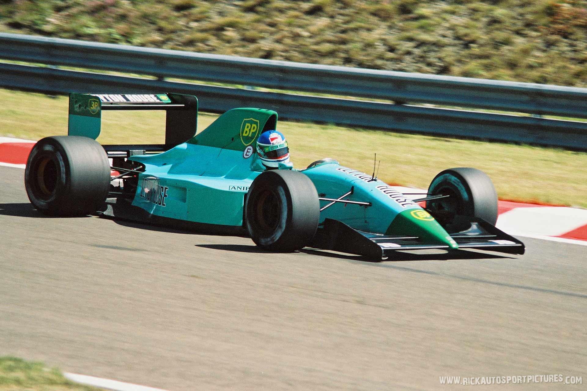 Ivan Capelli Spa 1991