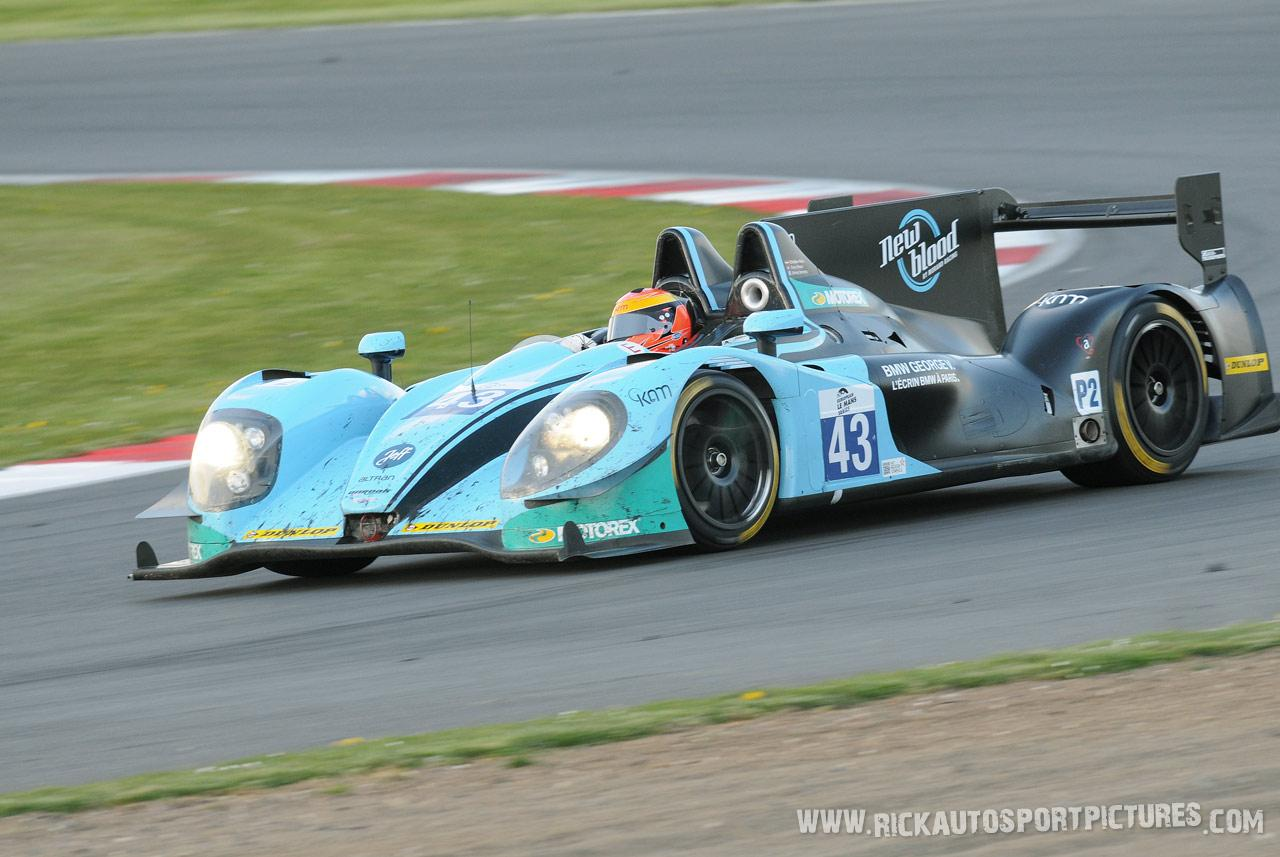 Gary Hirsch ELMS Silverstone 2014