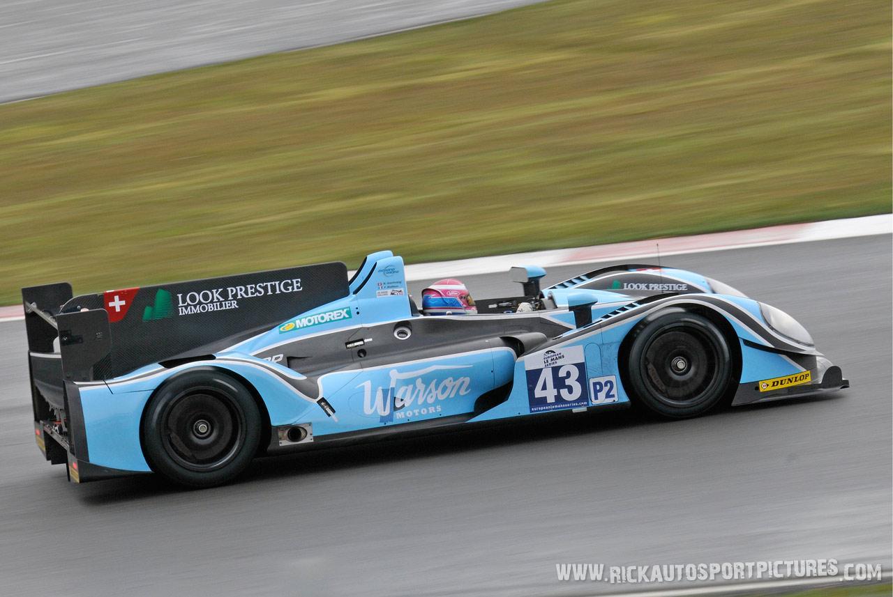 Morand Racing ELMS 2013