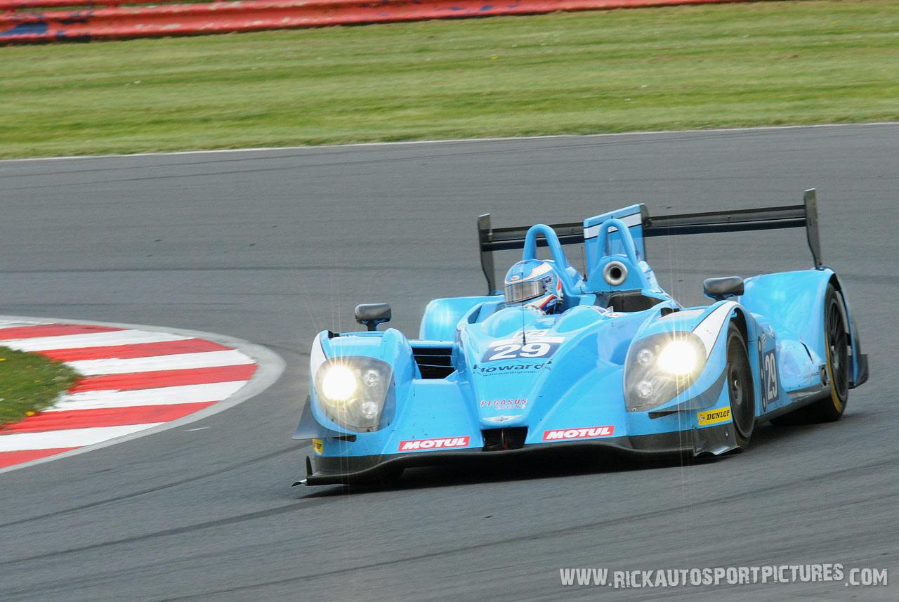 Julien Schell ELMS Silverstone 2014