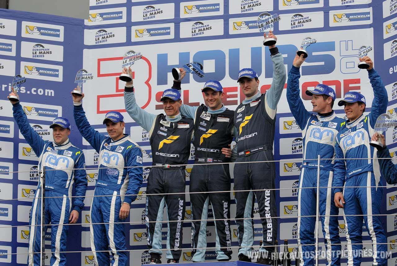 RAM Racing & Proton ELMS 2013
