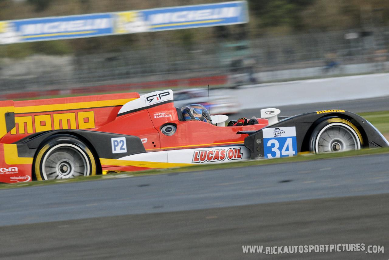 Michel Frey Race Performance ELMS 2014