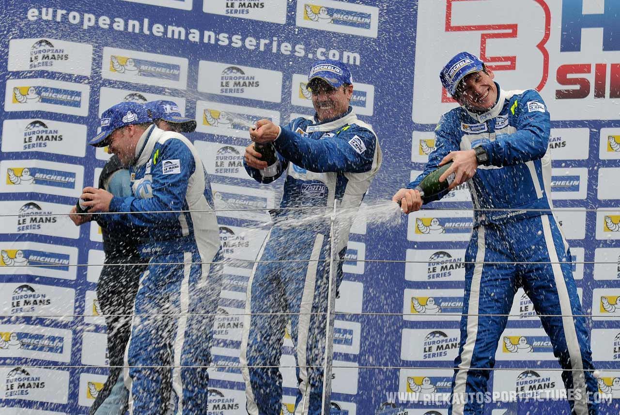 RAM-Racing ELMS Siverstone 2013