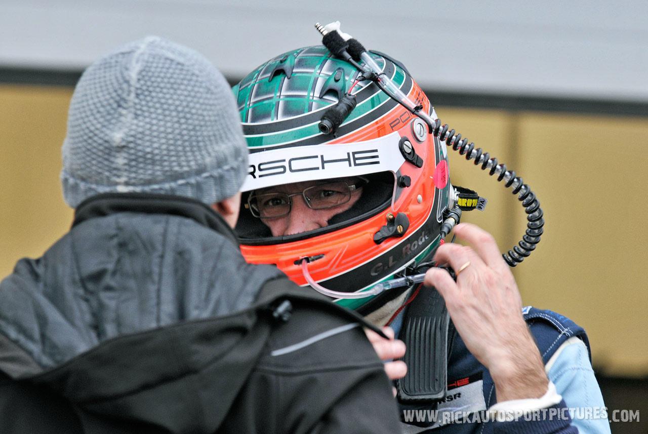 Gianluca Roda Silverstone 2013