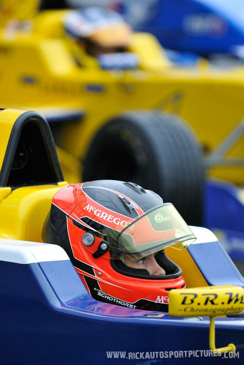 Steijn Schothorst Renault eurocup 2.0 2013