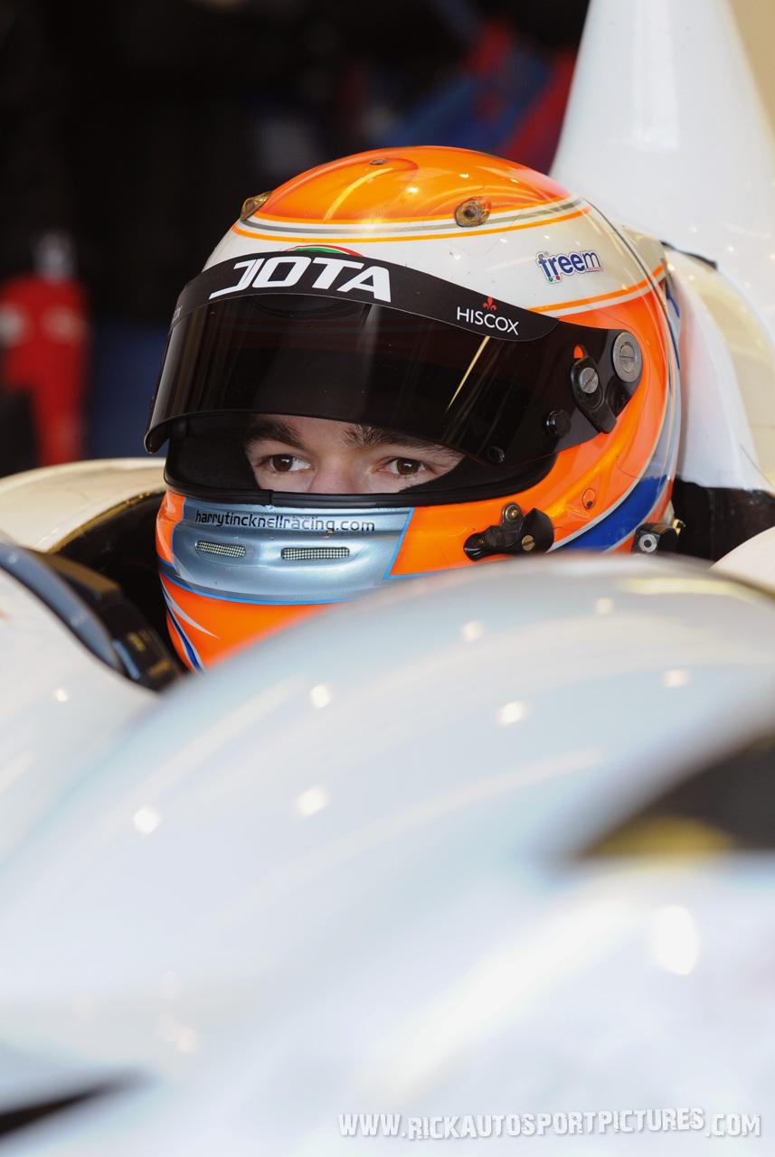 Harry Tincknell Jota 2014