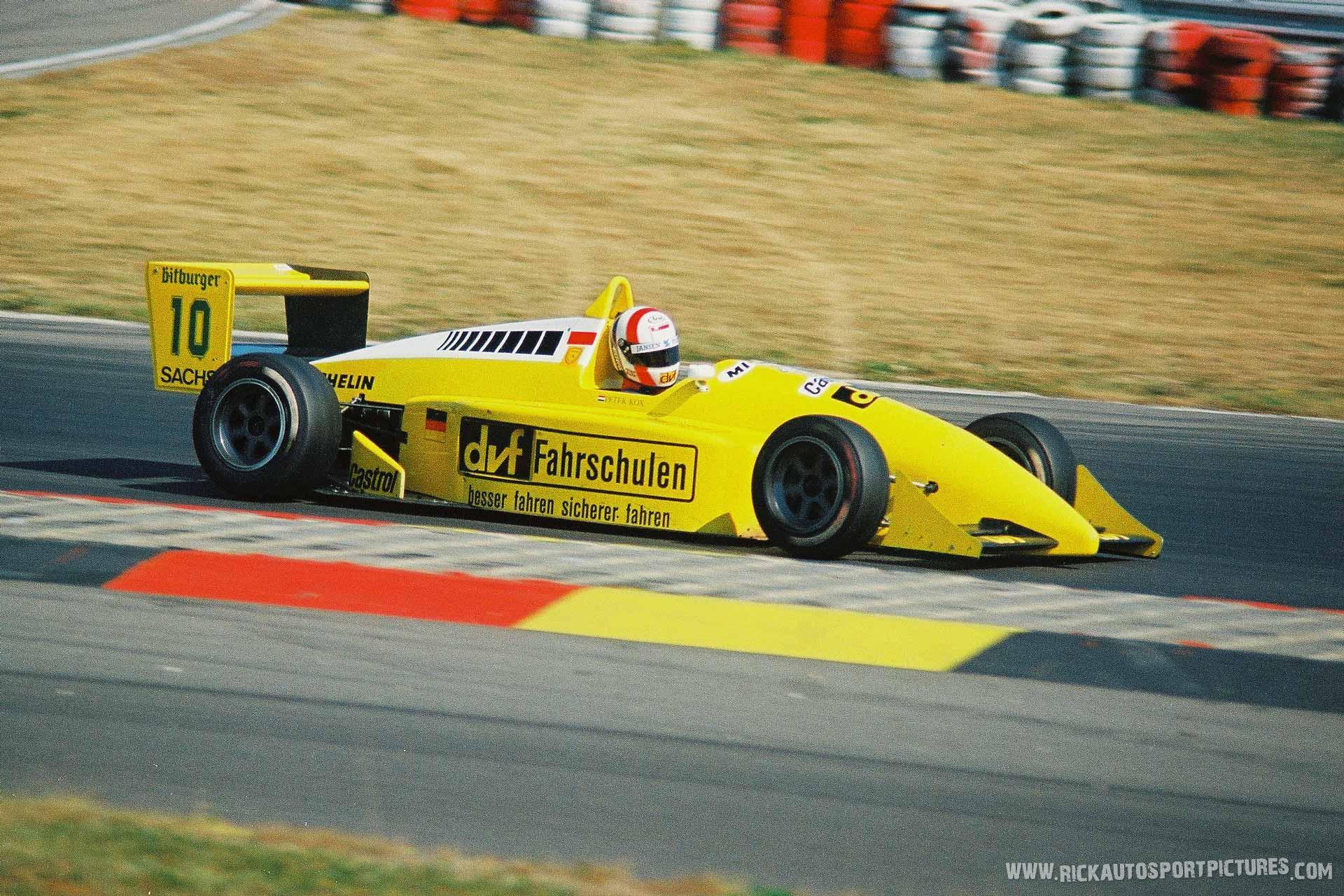 Peter Kox Eufra Formule 3 1991