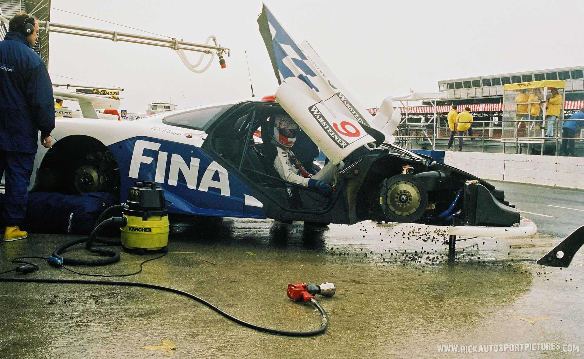 peter kox McLaren F1 1997