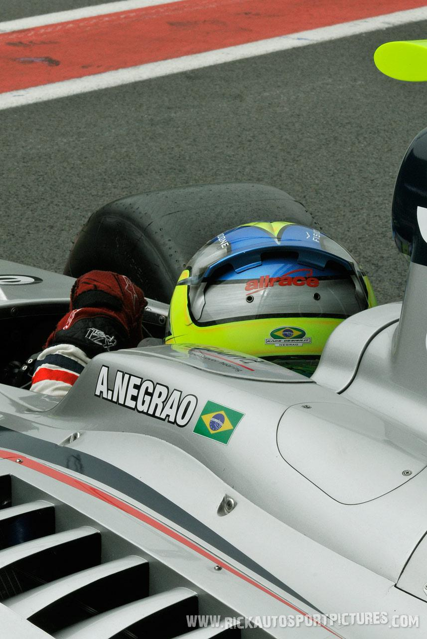 Andre negrao renault world series 2013