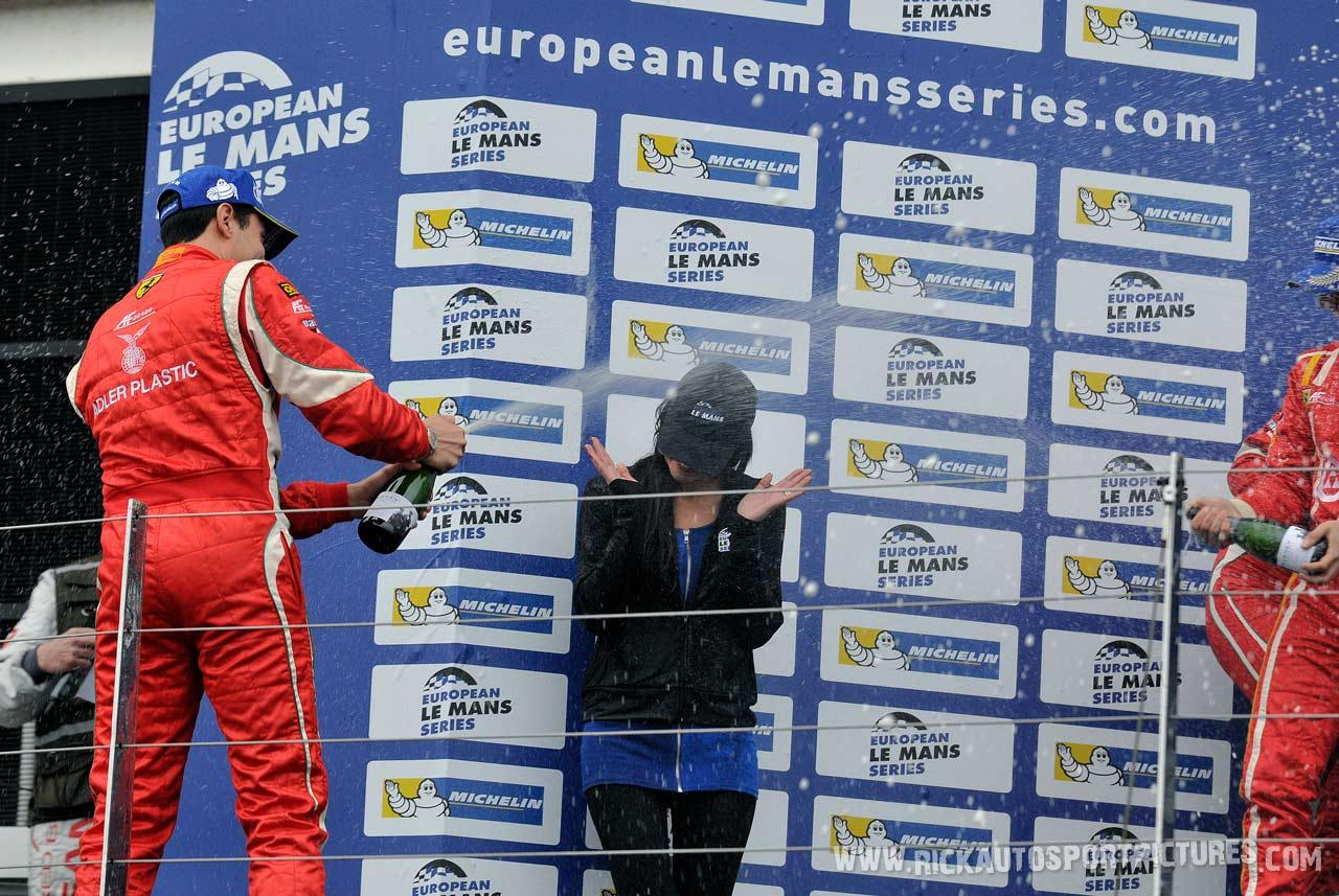 AF Corse ELMS Silverstone 2013