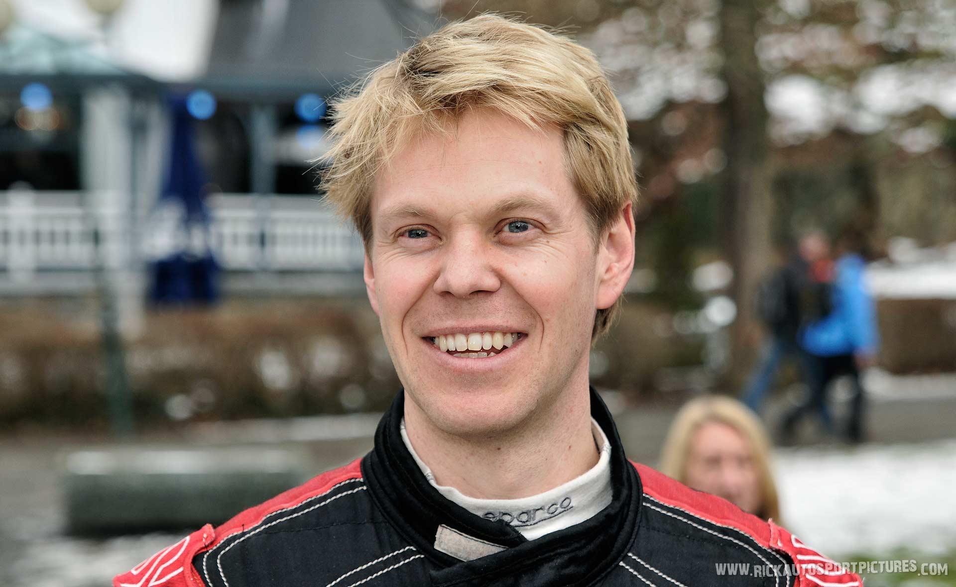 Per-Gunnar Andersson legend boucles spa 2013