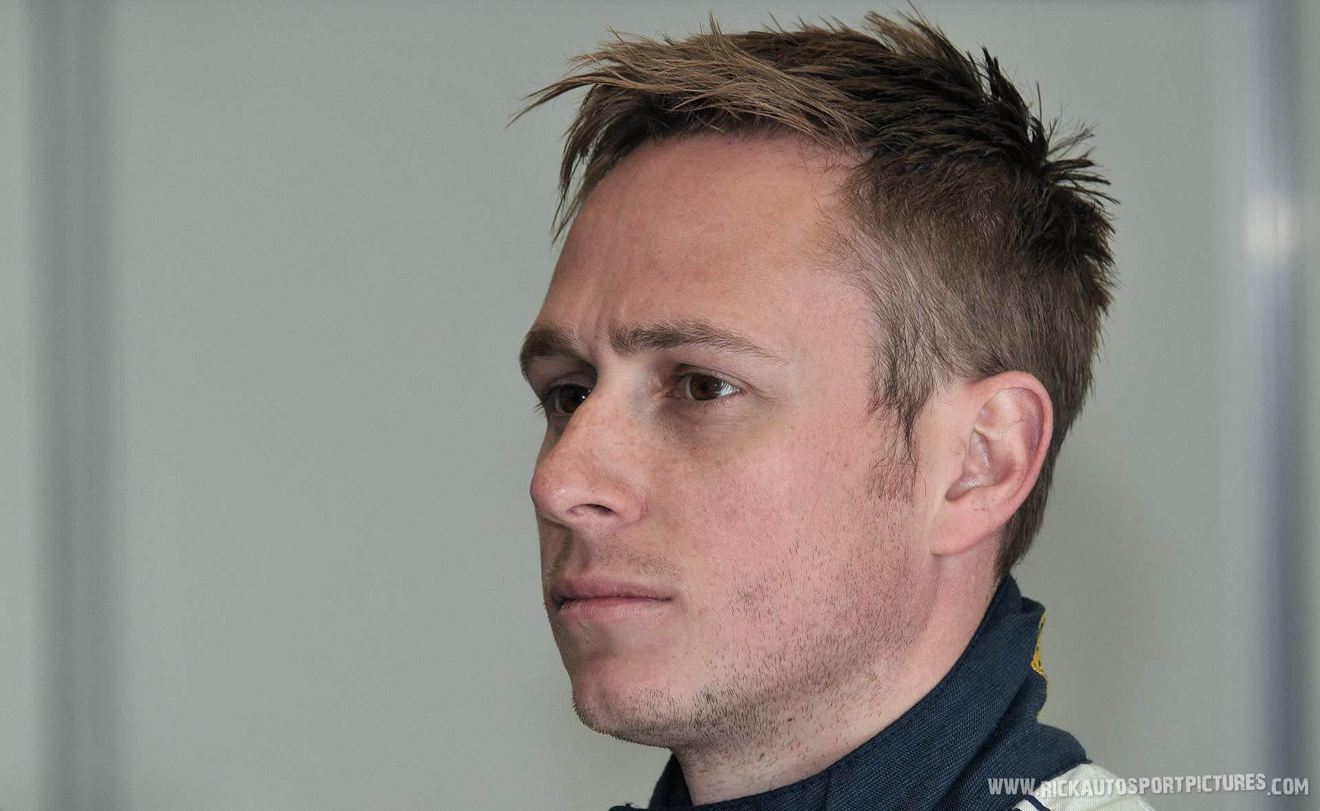 Adam Carroll, Gulf Racing UK 2015