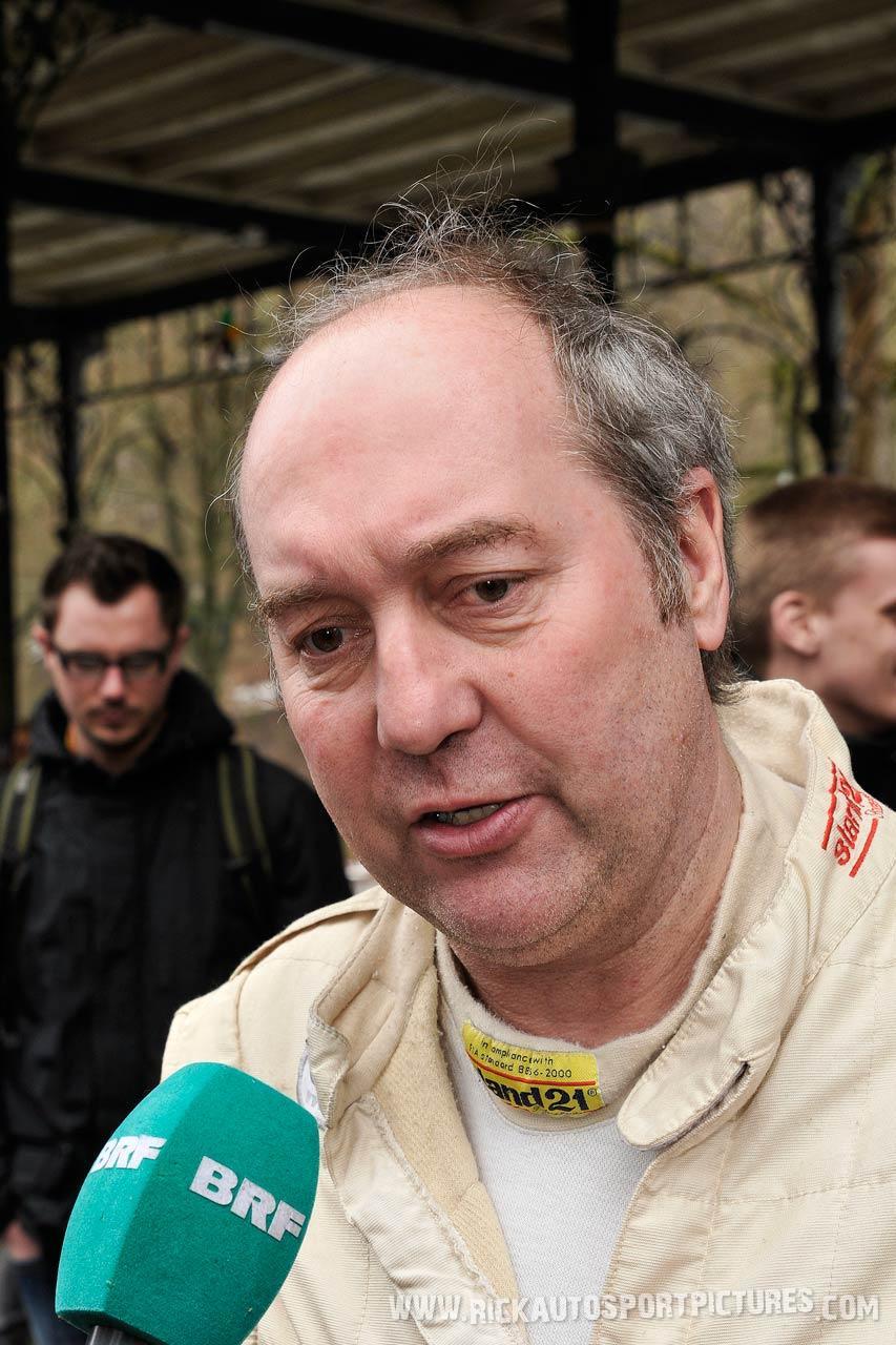 Marc duez legend boucles spa 2013