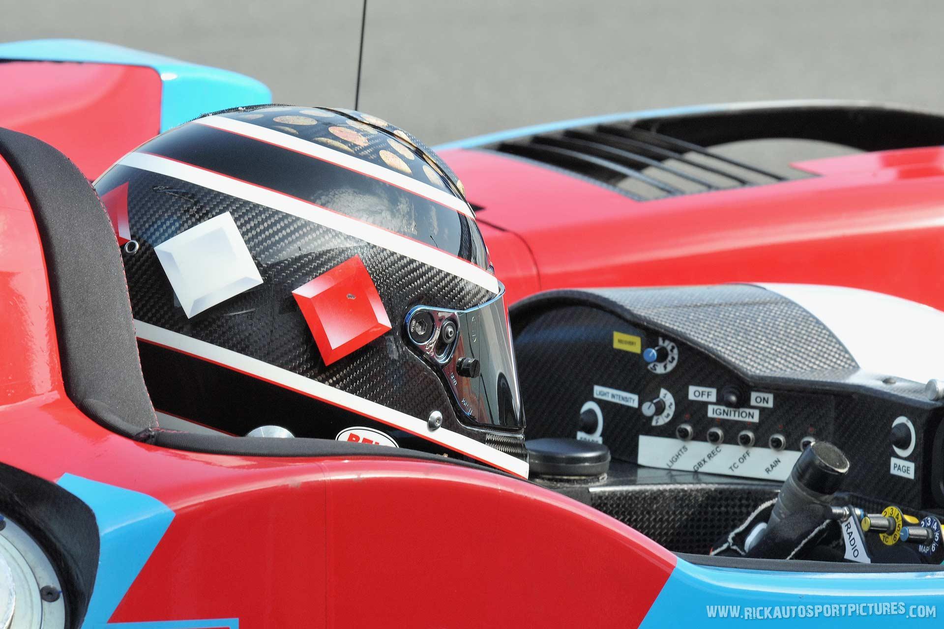 Nico Pieter de Bruijn Silverstone 2015
