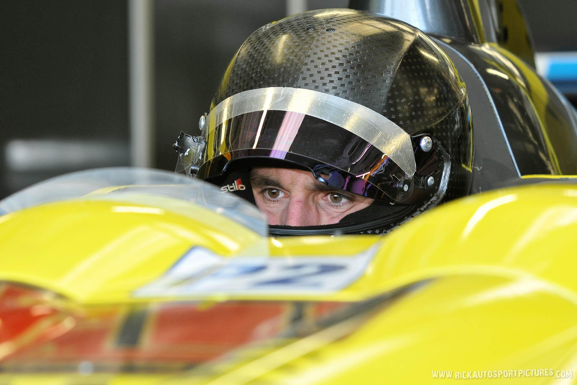 Pierre Perret Silverstone 2015