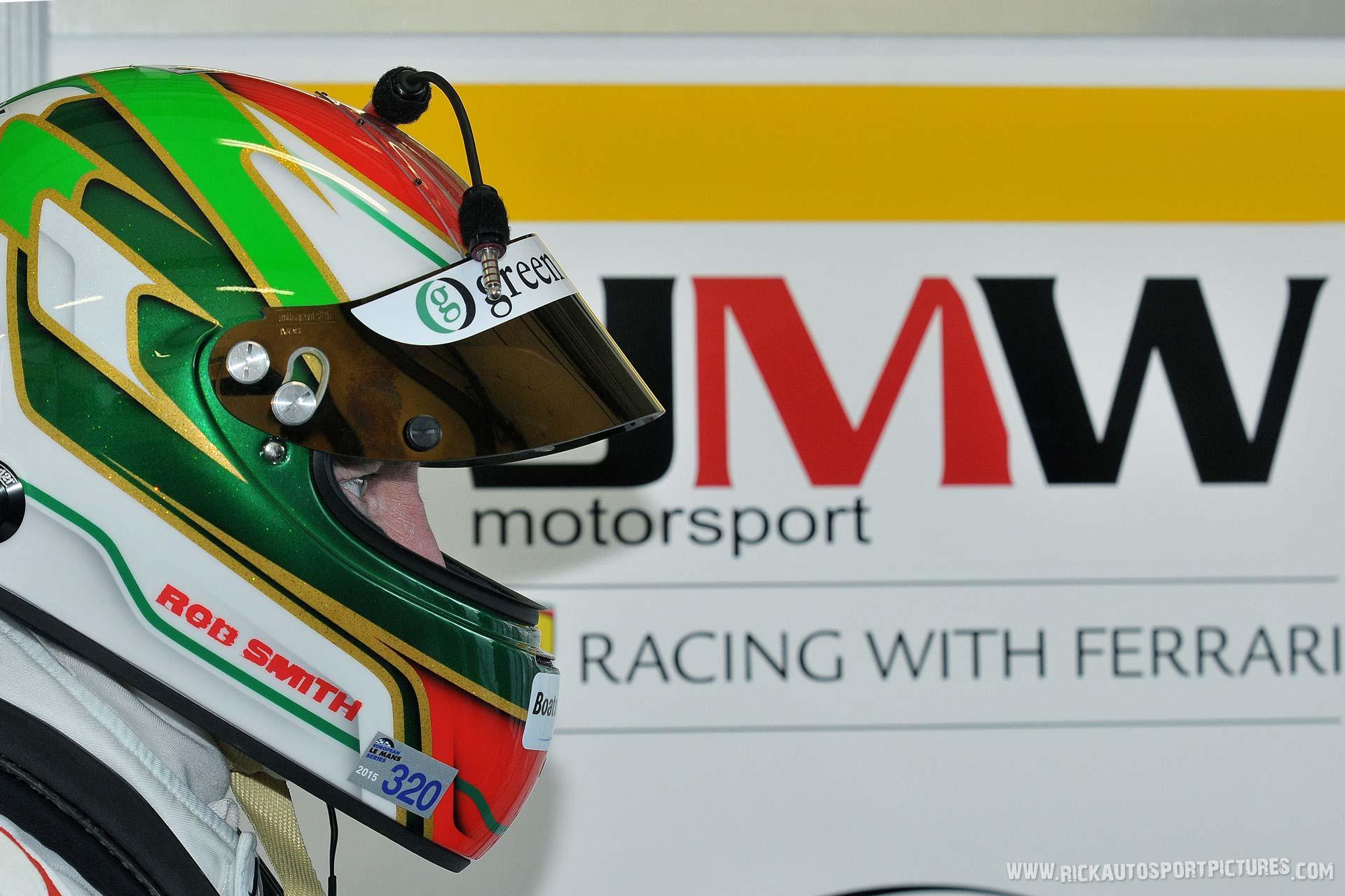 Rob Smith Silverstone 2015