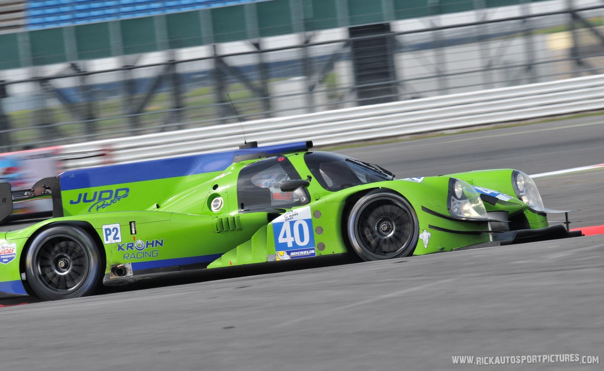 Oswaldo Negri jr. Krohn Racing 2015