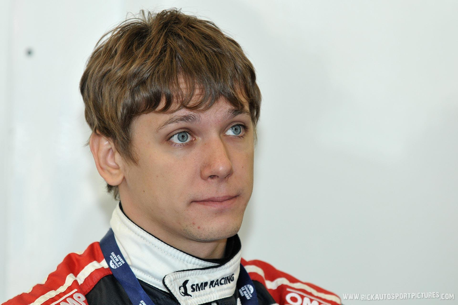 Anton Ladygin Silverstone 2015