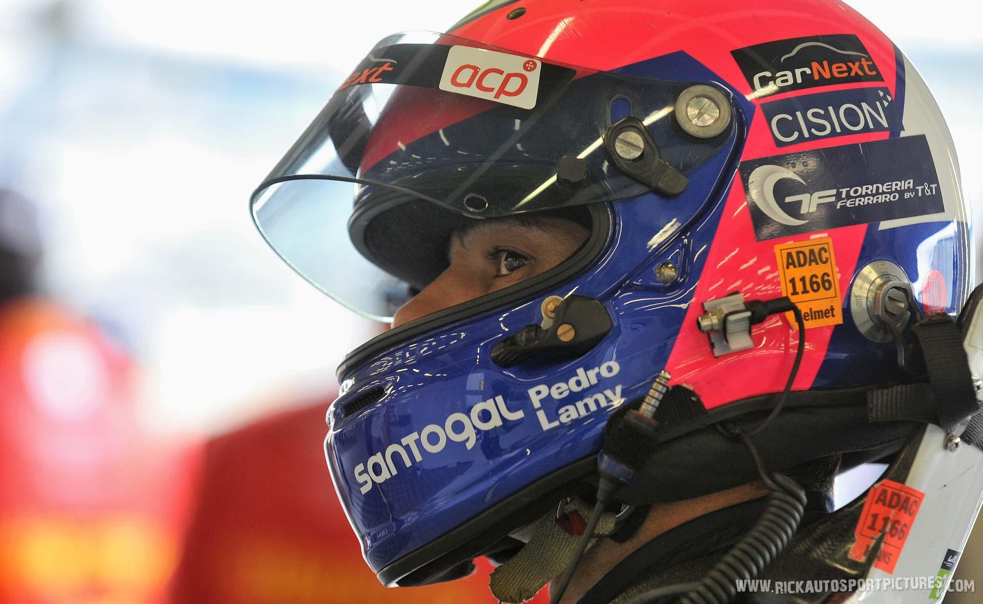 Pedro Lamy-WEC-Silverstone-2015